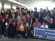 Vídeo de la llegada de la expedición Koreana a Fuerteventura