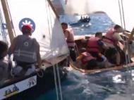 4º regata Liga Cabildo Barquillos de Vela Latina
