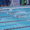Final Campeonato de Canarias benjamín 100 m. libres