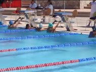 Vídeo final 100 metros espalda (Campeonato Canarias alevín)