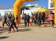 XVII Travesía a nado «Isla de Lobos – Isla de Fuerteventura»