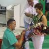 Petición de matrimonio de Tino Rodríguez