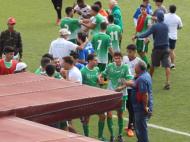 Incidentes Unión Puerto – Estrella