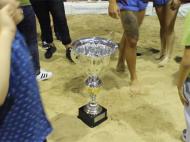 Resumen corto Saladar de Jandía 12 – Unión Antigua 11 (Final Liga)