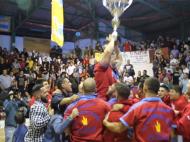 Vídeo celebración título de Liga C.L. Saladar de Jandía