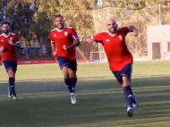 Gol San Pedro Mártir 1 – Gran Tarajal 0