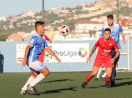 Gol Santa Úrsula 1 – Unión Puerto 0