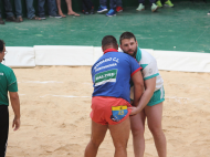 Kiren González – Tomasín Padrón y Elieser Gutiérrez