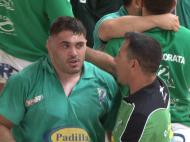 Enfrentamiento entre Kiren González y Eusebio Ledesma
