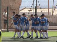 GOLES – CD Unión Puerto 2 – CD Tenerife B 1