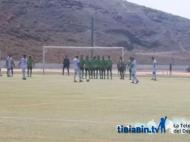 Goles Gran Tarajal 1 – Ibarra 1